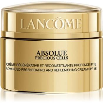 Fotografie Lancôme Absolue Precious Cells denní regenerační krém SPF 15 50 ml