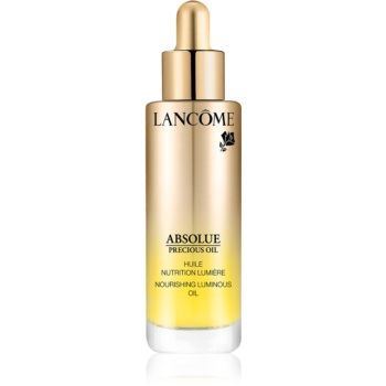 Lancôme Absolue Precious Oil ulei hranitor pentru un aspect intinerit