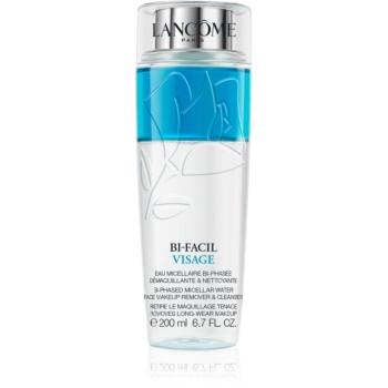 Lancôme Bi-Facil Visage dvoufázová micelární voda na obličej 200 ml