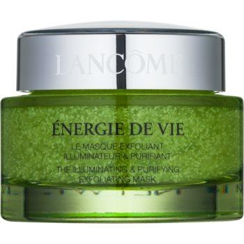 Lancôme Énergie De Vie masca de curatare pentru toate tipurile de ten, inclusiv piele sensibila