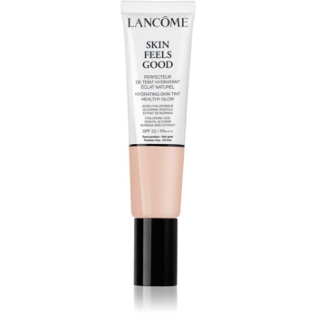 Lancôme Skin Feels Good machiaj natural cu efect de hidratare
