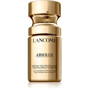 Lancôme Absolue Eye Serum ser pentru ochi revitalizant cu extract de trandafiri imagine produs
