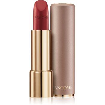 Lancôme L'Absolu Rouge Intimatte ruj crema cu efect matifiant