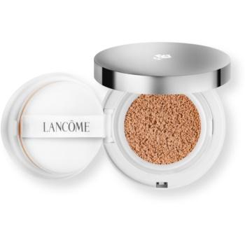 Lancôme Miracle Cushion fluidní make-up v houbičce SPF 23 odstín 01 Pure Porcelaine 14 g