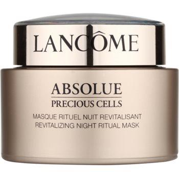 Lancome Absolue Precious Cells rewitalizacyjna maska na noc