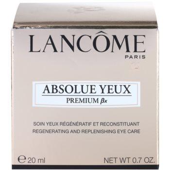 Lancome Absolue Premium ßx відновлюючий крем для шкіри навколо очей 4