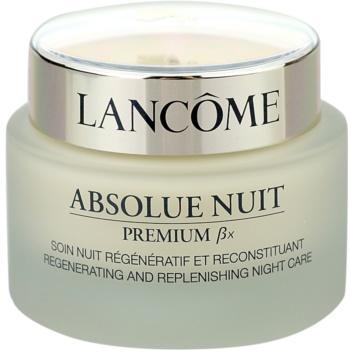 Lancôme Absolue Premium ßx crema de noapte pentru fermitate si contur