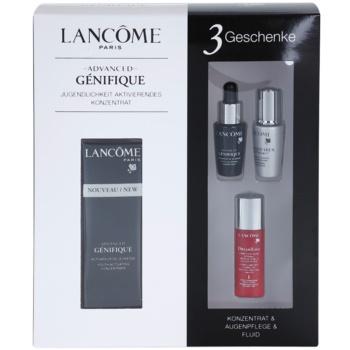 Lancome Advanced Génifique козметичен пакет  I.