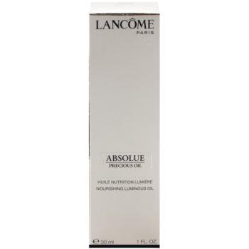 Lancome Absolue Precious óleo nutritivo  para aspeto jovem 3