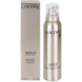 Lancome Absolue Precious Pure pianka oczyszczająca 2