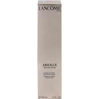 Lancome Absolue Precious Pure pianka oczyszczająca 3