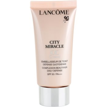 Lancome City Miracle crema CC SPF 50