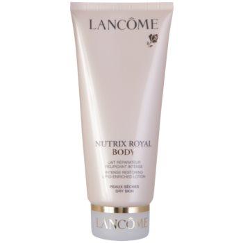 Lancôme Nutrix Royal Body lotiune de corp reparatoare pentru piele uscata  200 ml