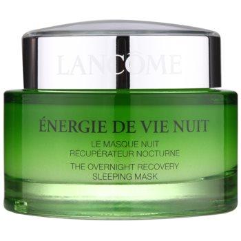 Lancome Énergie De Vie noční obnovující maska pro unavenou pleť