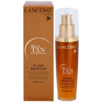 Lancome Flash Bronzer гель для автозасмаги для обличчя 2