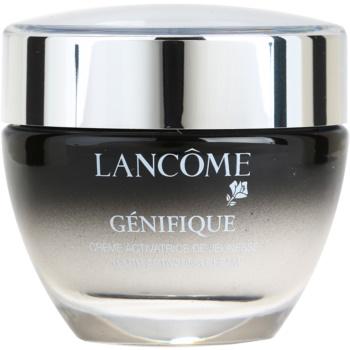 Lancôme Génifique crema de zi anti-aging pentru toate tipurile de ten