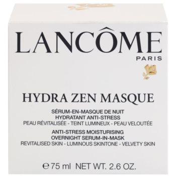 Lancome Hydra Zen Anti-Stress Maske mit der Wirkung eines Hautserums 3