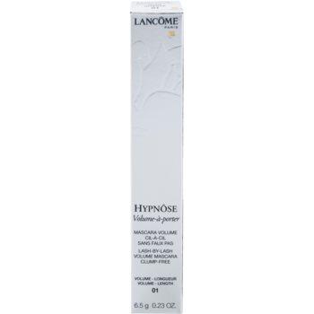 Lancome Hypnose Volume-a-porter máscara de longa duração para volume e curvatura de pestanas 3