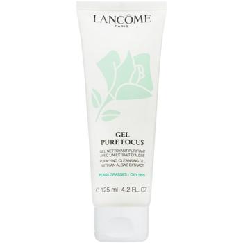 Lancôme Pure Focus gel de curatare pentru ten gras