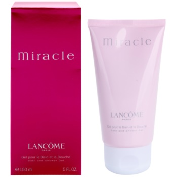 Lancôme Miracle gel de dus pentru femei 150 ml