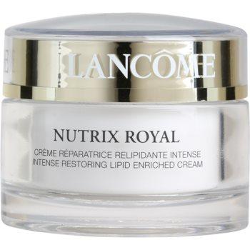 Lancôme Nutrix Royal crema protectoare ten uscat
