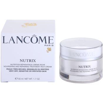 Lancome Nutrix regenerative and moisturizing cream For Dry Skin 3
