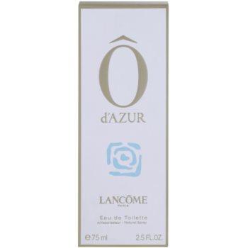Lancome O d´Azur туалетна вода тестер для жінок 1