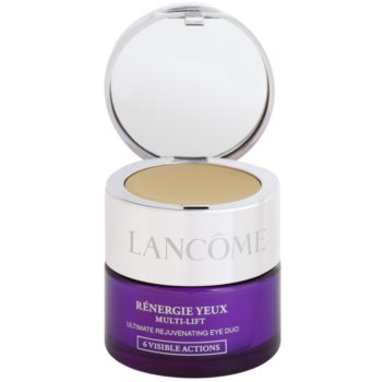 Lancome Renergie Multi-Lift Creme para olhos antirrugas nutritivo com corretor 1