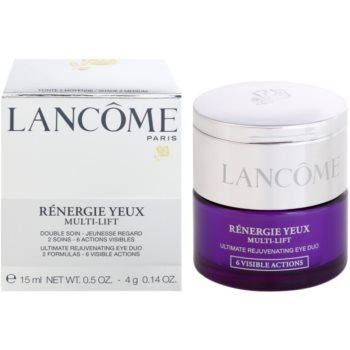 Lancome Renergie Multi-Lift Creme para olhos antirrugas nutritivo com corretor 2