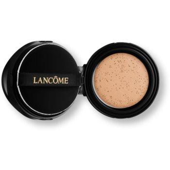 Lancôme Teint Idole Ultra Cushion dlouhotrvající make-up v houbičce SPF 50 náhradní náplň odstín 04 Beige Miel 13 g