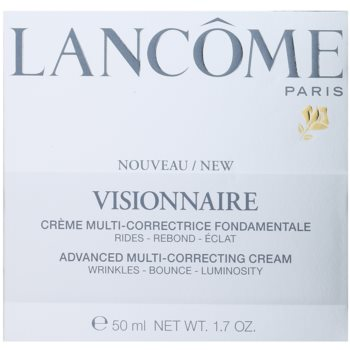 Lancome Visionnaire Crema pentru corectie de netezire a pielii ce ofera stralucire 2
