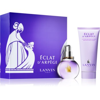 Lanvin Éclat d'Arpege EDP 50 ml + parfémované tělové mléko 100 ml dárková sada