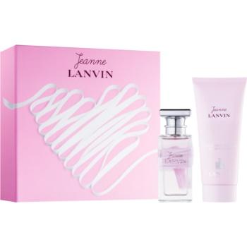 Lanvin Jeanne Lanvin set cadou II.