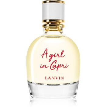 Lanvin A Girl In Capri Eau de Toilette pentru femei poza noua