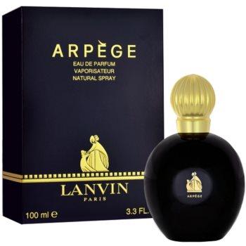 Fotografie Lanvin Arpége pour Femme parfemovaná voda pro ženy 100 ml