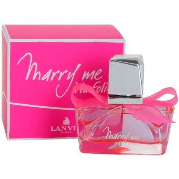 Lanvin Marry Me! á la Folie Eau de Parfum für Damen 1