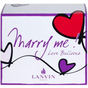 Lanvin Marry Me! Love Balloons Eau de Parfum für Damen 4