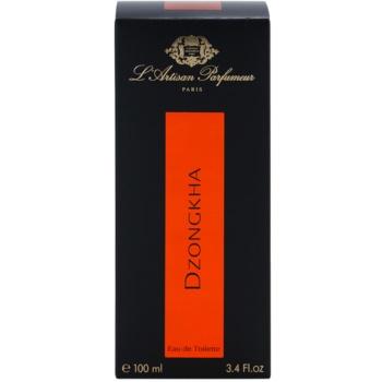 L'Artisan Parfumeur Dzongkha Eau de Toilette unisex 4