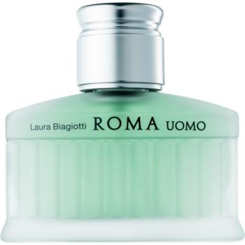 poze cu Laura Biagiotti Roma Uomo Cedro eau de toilette pentru barbati 75 ml