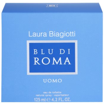Laura Biagiotti Blu Di Roma UOMO Eau de Toilette für Herren 4