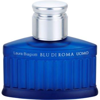 Laura Biagiotti Blu Di Roma UOMO toaletní voda pro muže 75 ml