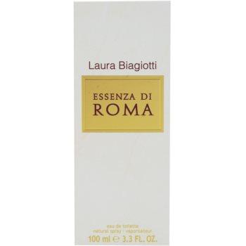 Laura Biagiotti Essenza di Roma Eau de Toilette für Damen 4