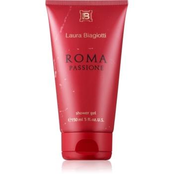 Laura Biagiotti Roma Passione gel de dus pentru femei 150 ml