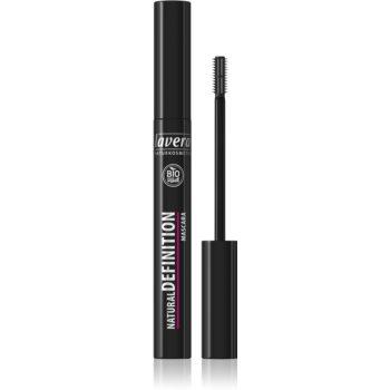 Lavera Natural Definition Mascara für ein natürliches Aussehen Farbton Black 8 ml