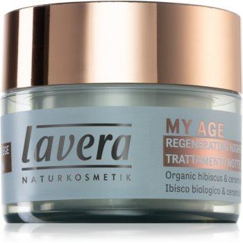Lavera My Age crema regeneratoare de noapte