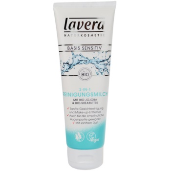Lavera Basis Sensitiv lapte de curatare