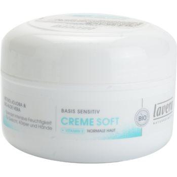 Lavera Basis Sensitiv crema hidratanta pentru piele normala