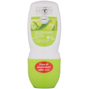 Lavera Body Spa Lime Sensation Deodorant roll-on