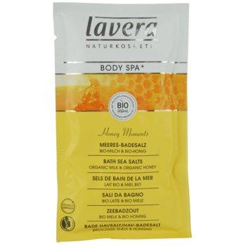 Lavera Body Spa Honey Moments sól do kąpieli