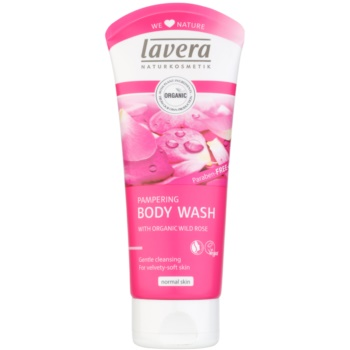 Lavera Body Spa Rose Garden gel de dus